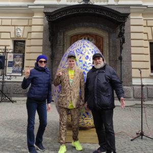 Участники проекта: Светлана Бойко, Покрас Лампас, Дмитрий Шагин.