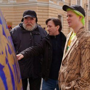 Участники проекта: Дмитрий Шагин, Виталий Бойко, Покрас Лампас.